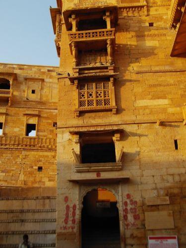 Zdj�cia: Jaisalmer - pustynia Thar, Rajasthan, bajkowy fort, INDIE