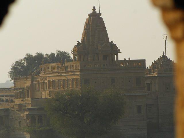Zdjęcia: Jaisalmer - pustynia Thar, Rajasthan, opuszczone pałace, INDIE