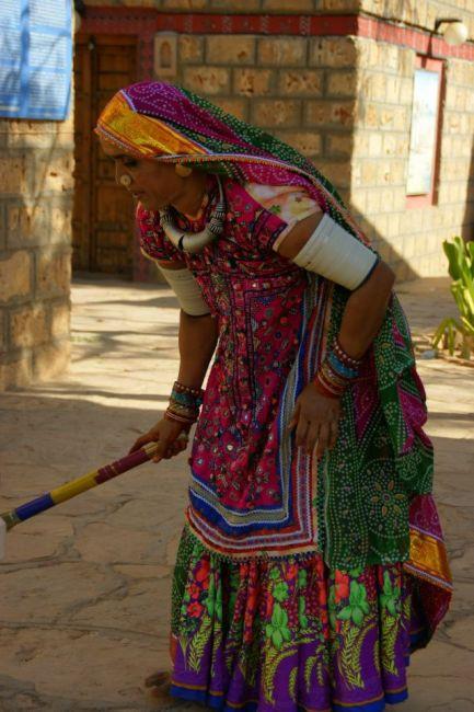 Zdjęcia: Bhuj, Bhuj, Kiecka, INDIE