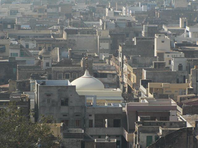 Zdjęcia: Jaipur, Rajasthan, widok na miasto, INDIE