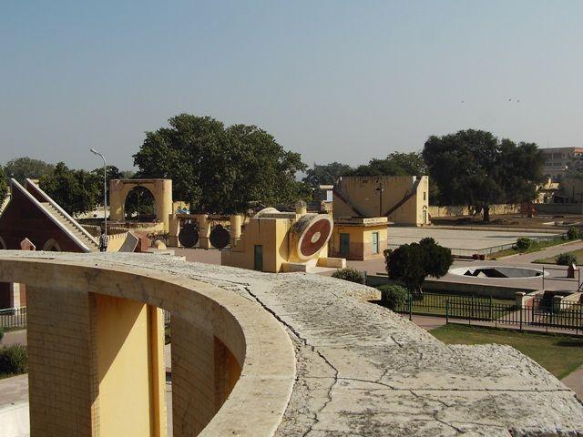 Zdjęcia: Jaipur, Rajasthan, Obserwatorium, INDIE