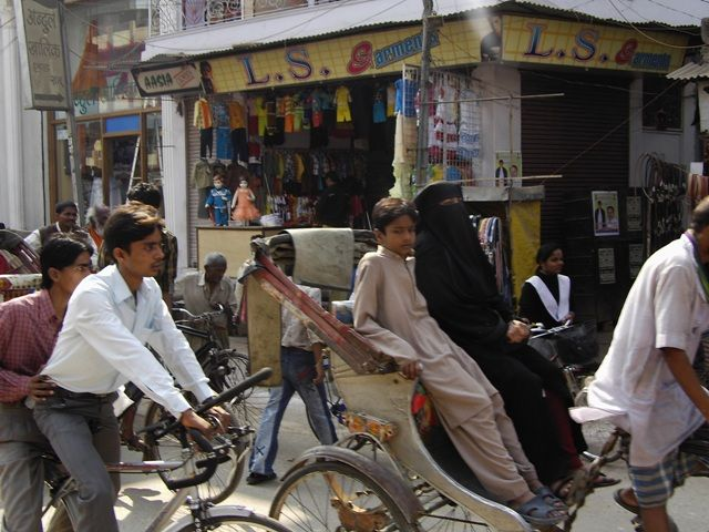 Zdjęcia: Varanasi, Uttar Pradesh, mieszkańcy, INDIE