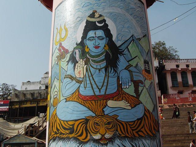 Zdjęcia: Varanasi, Uttar Pradesh, bóstwo, INDIE