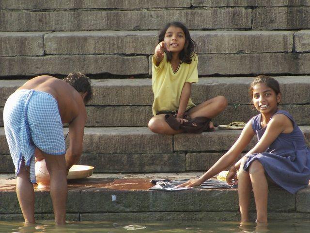 Zdjęcia: Varanasi, Uttar Pradesh, codzienność, INDIE