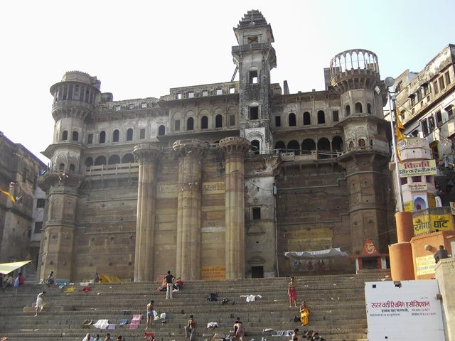 Zdj�cia: Varanasi, Uttar Pradesh, Ghaty, INDIE