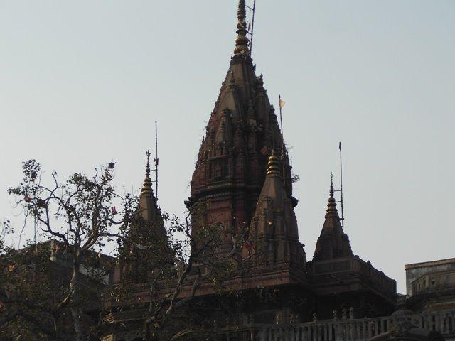 Zdjęcia: Varanasi, Uttar Pradesh, kolejna świątynia, INDIE