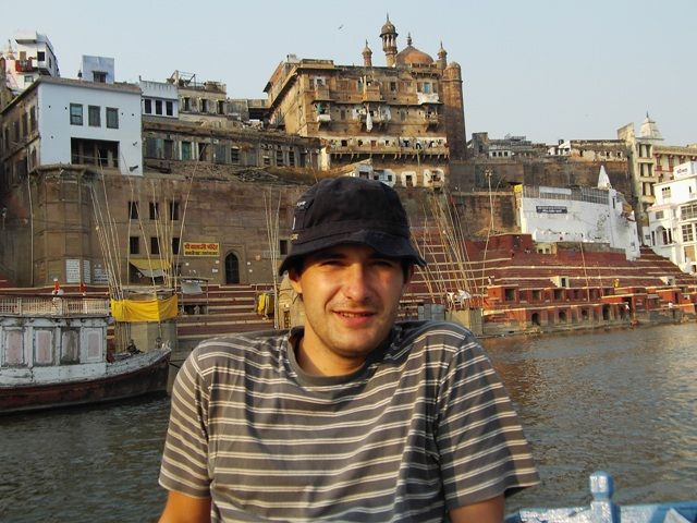 Zdj�cia: Varanasi, Uttar Pradesh, w�r�d innego �wiata, INDIE
