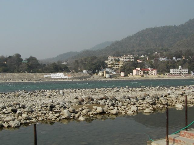 Zdjęcia: Rishikesh, Uttaranchal, Ganges, INDIE