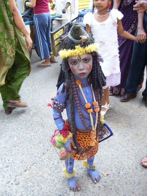 Zdjęcia: Rishikesh, Uttarakhand, Mały Shiva, INDIE