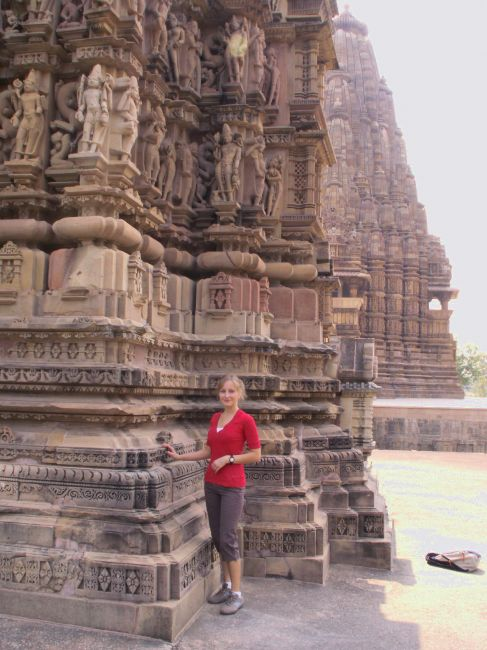 Zdjęcia: Khajuraho, Khajuraho, INDIE