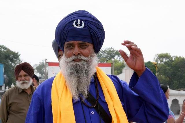 Zdjęcia: Świątynia Sikhów, Twarze Indii i Nepalu, INDIE