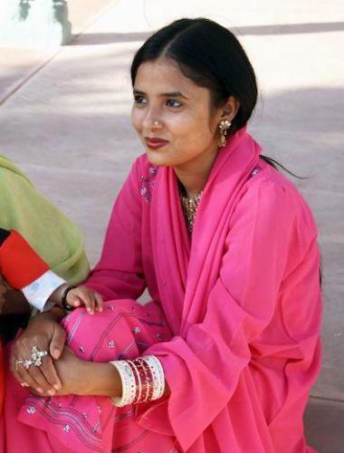 Zdjęcia: Na trasie, Twarze Indii, INDIE
