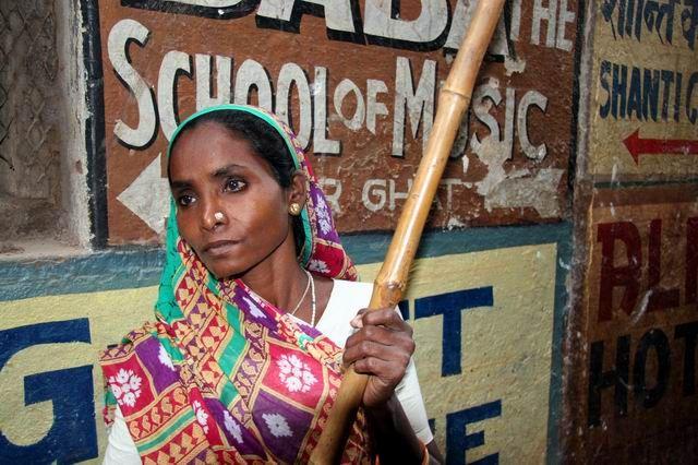 Zdj�cia: Na trasie ..., Twarze Indii , INDIE