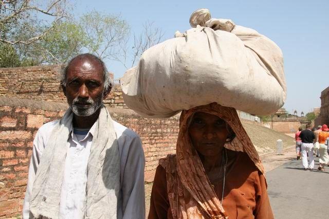 Zdjęcia: Na trasie ..., Twarze Indii, INDIE
