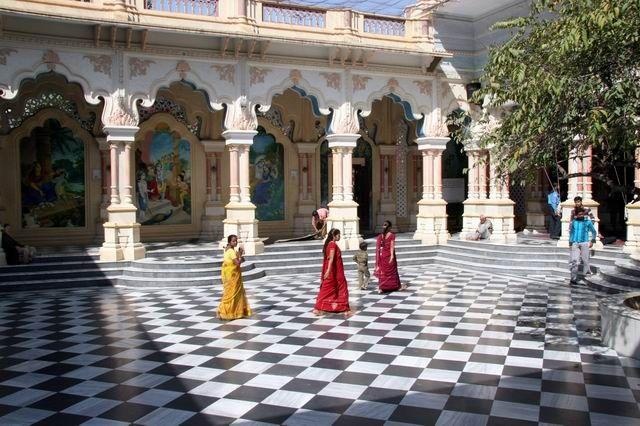 Zdjęcia: Rajastan, Świątynia Krishny, INDIE