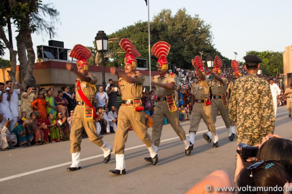 Zdjęcia: ---, Wagah Border, Wagah Border, Indie, INDIE
