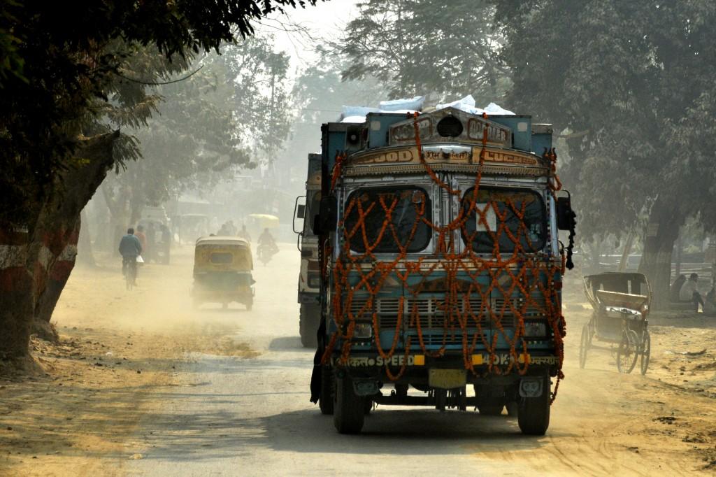 Zdjęcia: Indie, Transport, INDIE