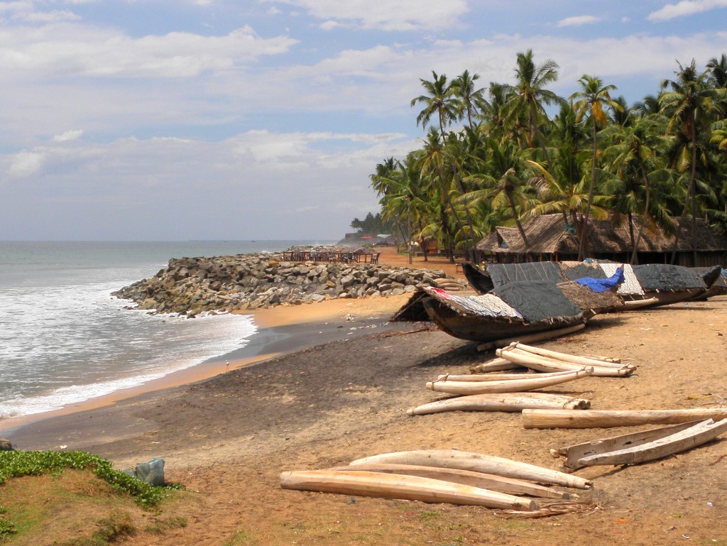 Zdjęcia: Edava, Kerala, Wsi spokojna, wsi wesoła..., INDIE