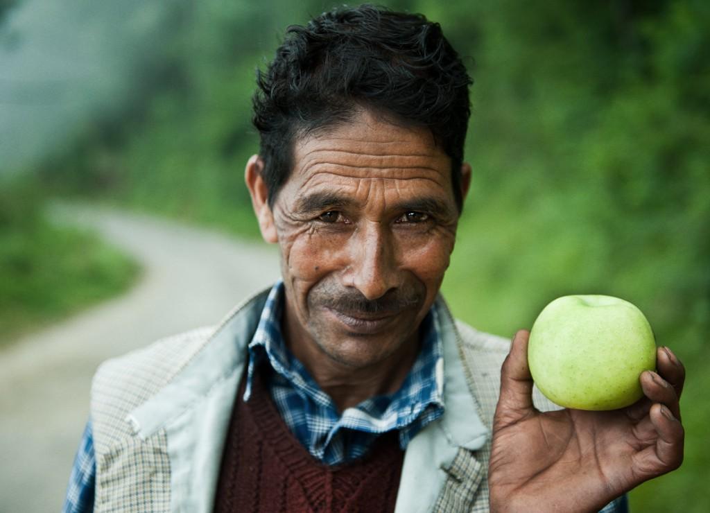 Zdjęcia: Shimla, Shimla, Może jabuszko dla szanownego pana?, INDIE