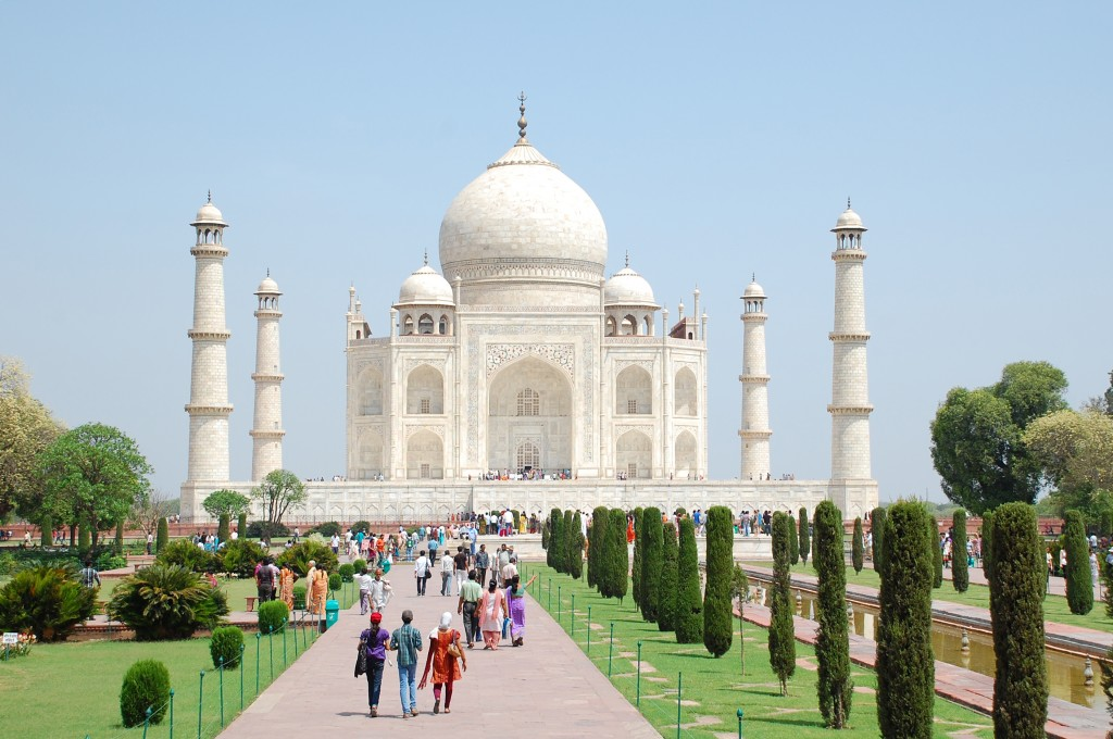 Zdjęcia: Agra, Uttar Pradesh, Monument miłości, INDIE