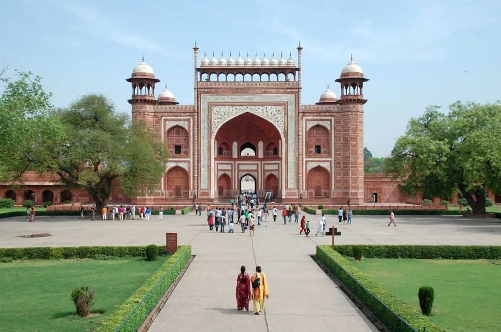 Zdjęcia: Agra, Uttar Pradesh, Kompleks Taj Mahal, INDIE