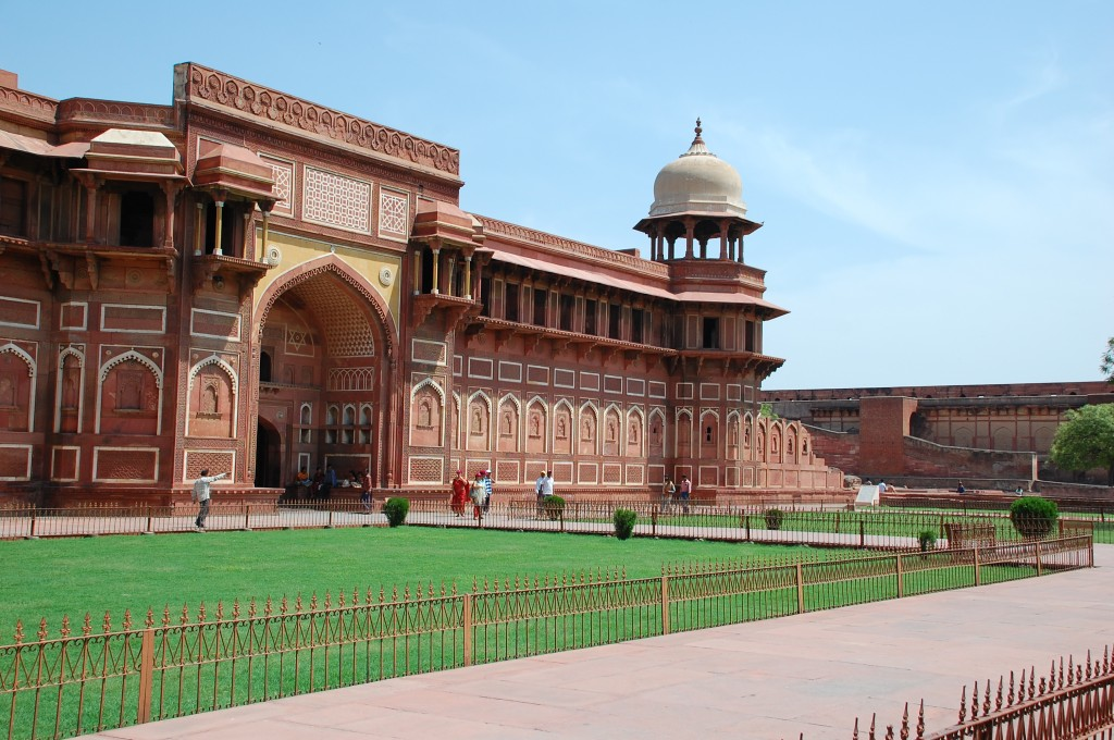 Zdjęcia: Agra,  Uttar Pradesh, Agra Fort, INDIE