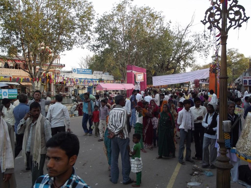 Zdjęcia: Khajuahro, Ulice Khajuahro, INDIE