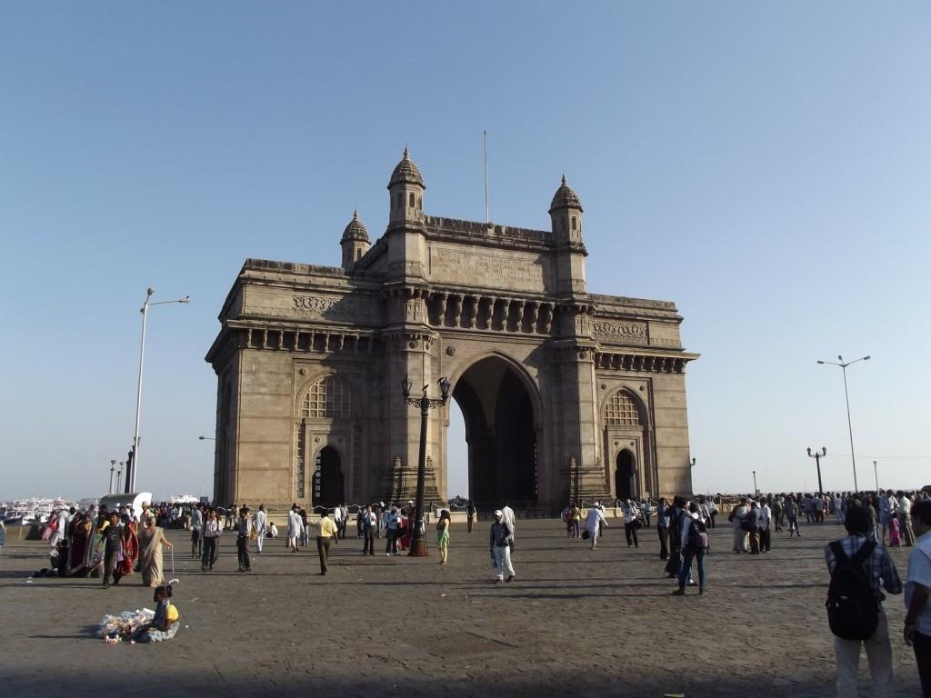 Zdjęcia: Mumbaj, Brama do Indii, INDIE