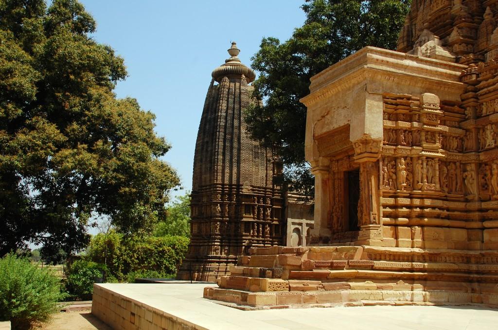 Zdjęcia: Khajuraho, Madhya Pradesh, Świątynie kamasutry, INDIE