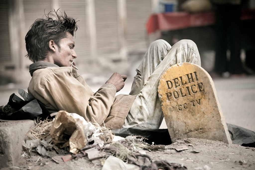 Zdjęcia: Dehli,  , Hinduski buntownik bez powodu, INDIE