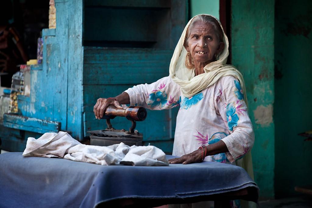 Zdjęcia: Agra,  , Praca z duszą, INDIE