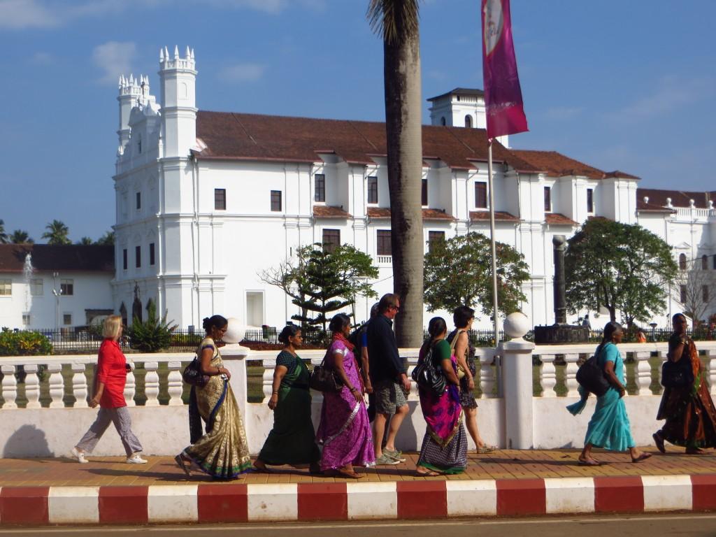 Zdjęcia: Old Goa, Goa, Kościoły w Indiach, INDIE