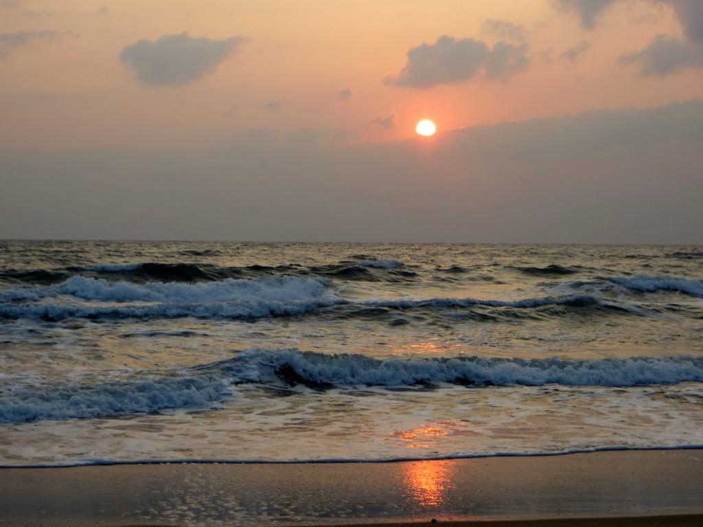 Zdjęcia: Zatoka Bengalska, Tamilnadu, Cisza w ....Indiach, INDIE