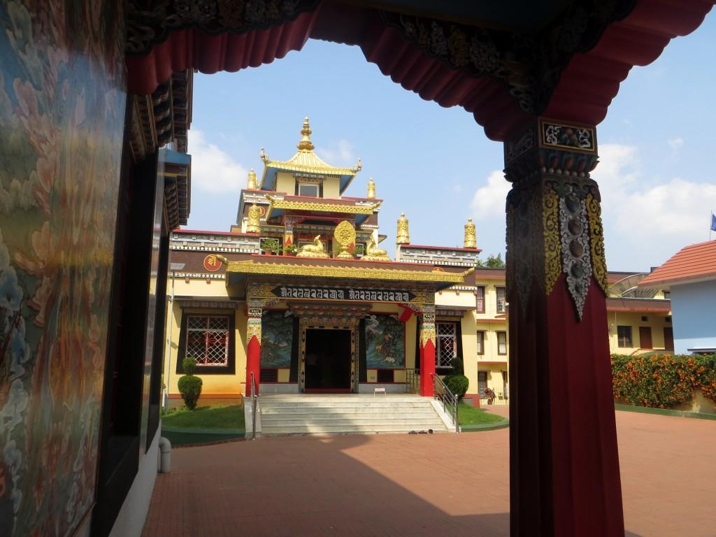 Zdjęcia: Bylekuppe, Karnataka, Buddyjska diaspora, INDIE