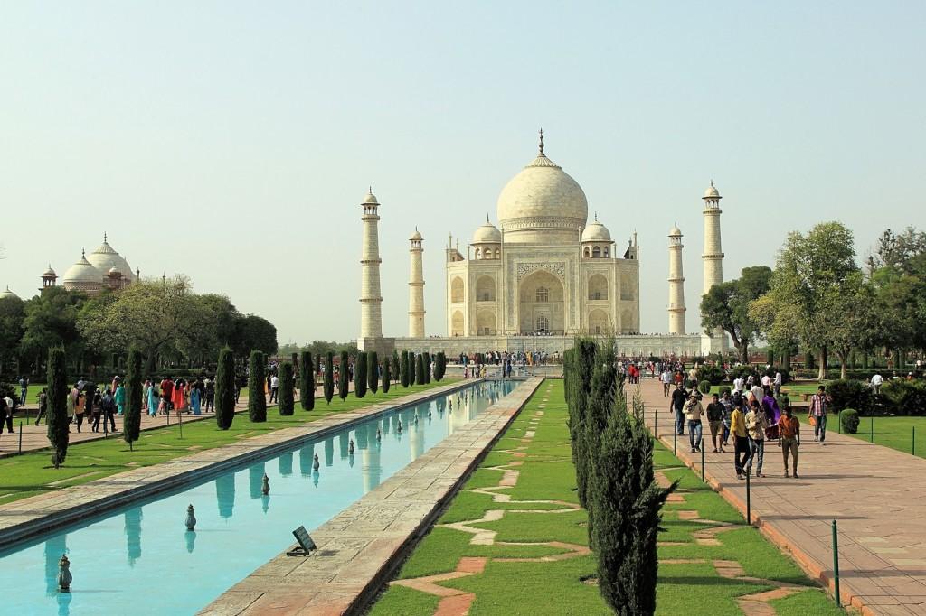 Zdjęcia: Agra, Tadż Mahal, INDIE