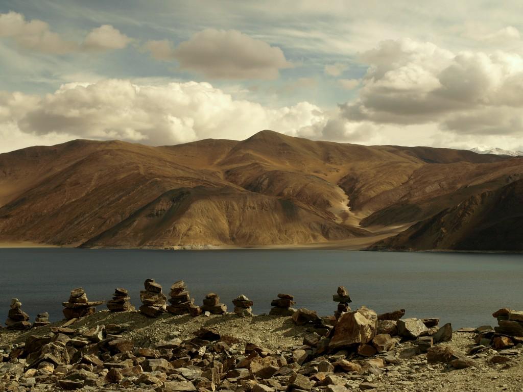 Zdjęcia: Ladakh, , Jammu i Kashmir, Pangong Tso, INDIE
