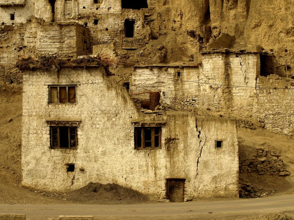 Zdjęcia: Ladakh, Lamayuru, Jammu i Kashmir, Okno na świat, INDIE