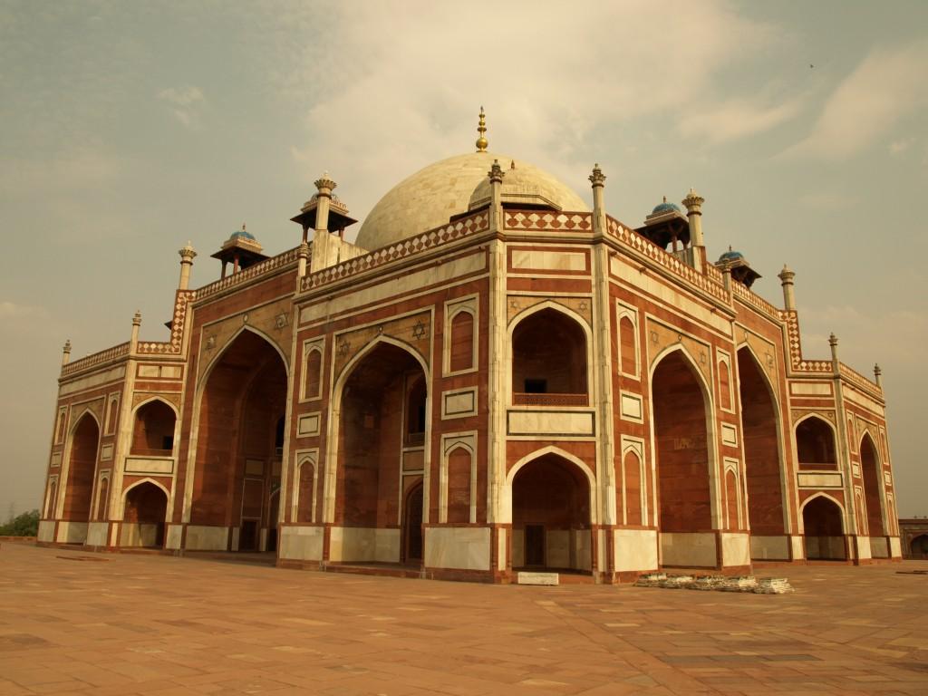 Zdjęcia: Grobowiec Humayuna, Delhi, Grobowiec Humayuna, INDIE