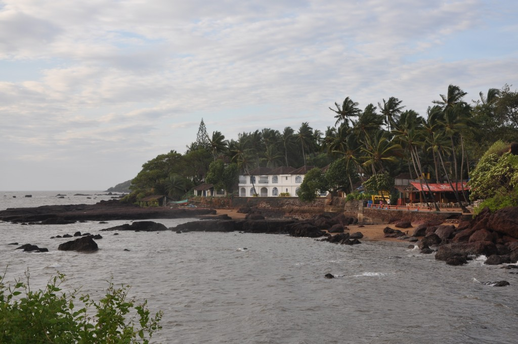 Zdjęcia: Goa beach, Goa, plaża, INDIE
