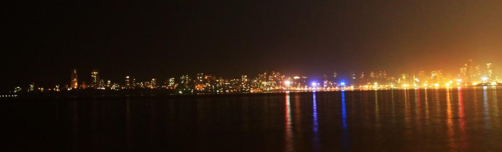 Zdjęcia: Bombaj, Maharasztra, Bombaj nocą, INDIE