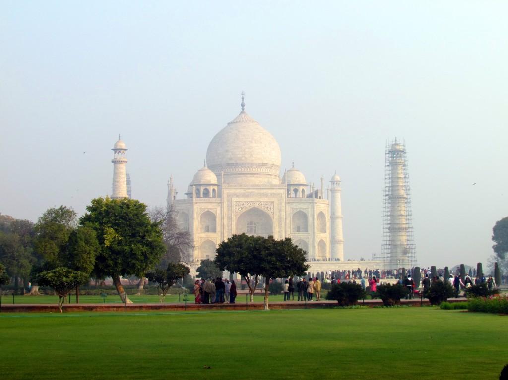 Zdjęcia: Agra, Uttar Pradesh, Taj Mahal, INDIE