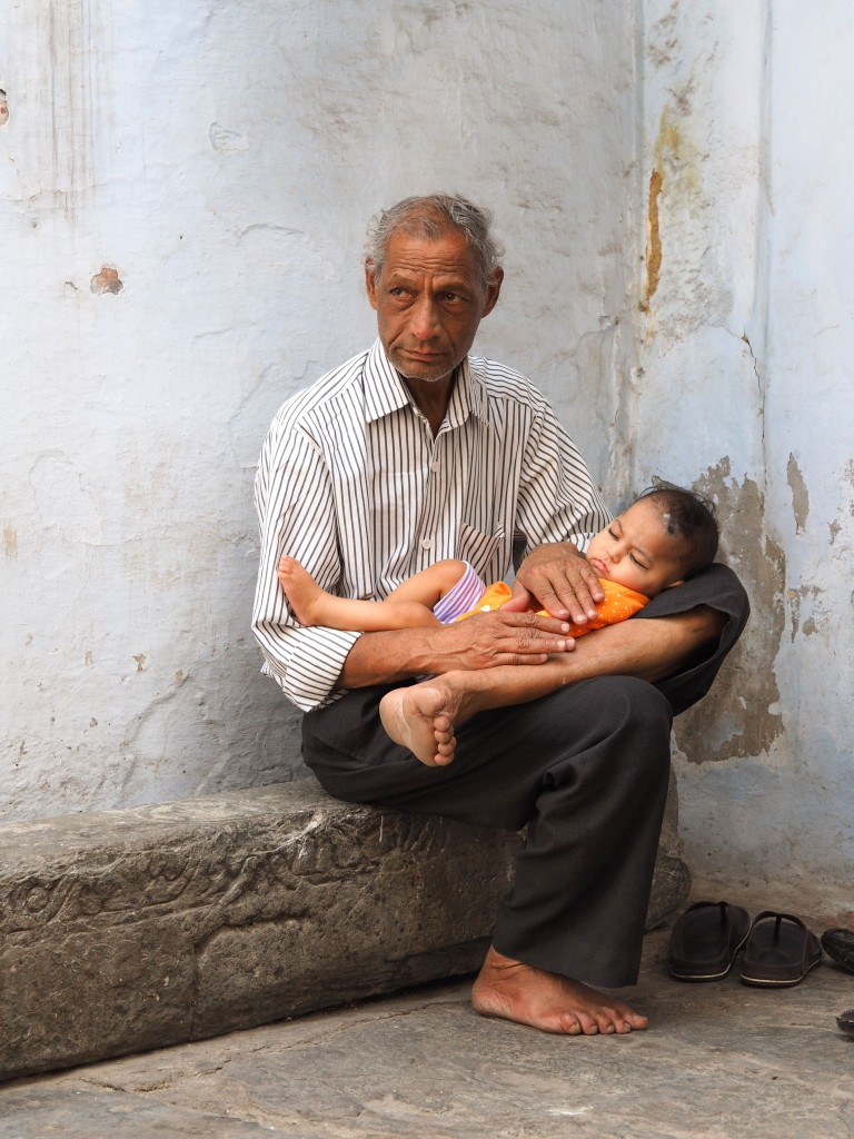 Zdjęcia: Udaipur, Rajastan, Portret rodzinny, INDIE