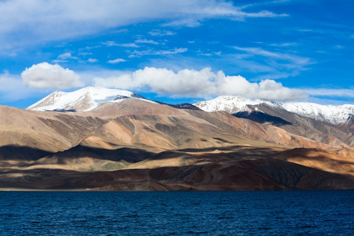 Zdjęcia: Tsomoriri, Ladakh, Tso, INDIE