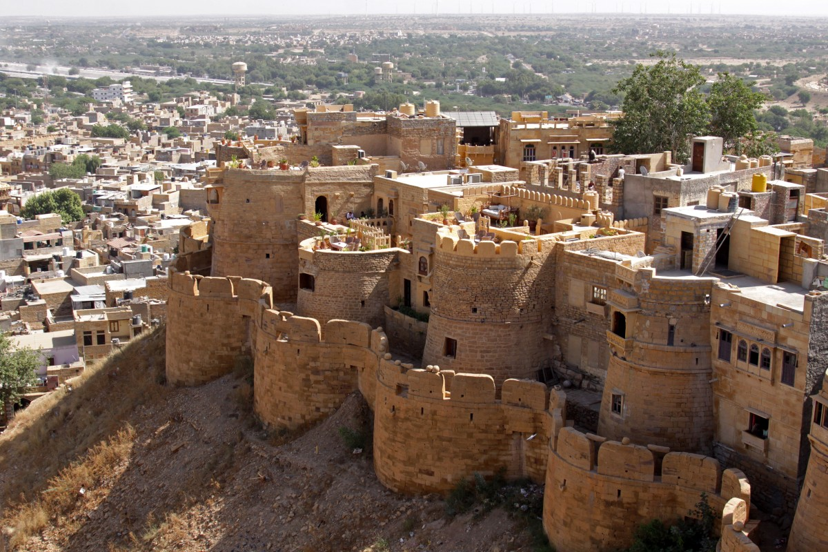 Zdjęcia: Jaisalmer, Radzasthan, Jaisalmer 13, INDIE