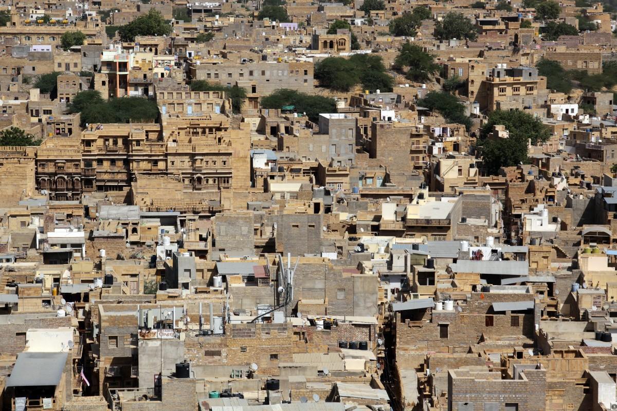 Zdjęcia: Jaisalmer, Radzasthan, Jaisalmer 14, INDIE