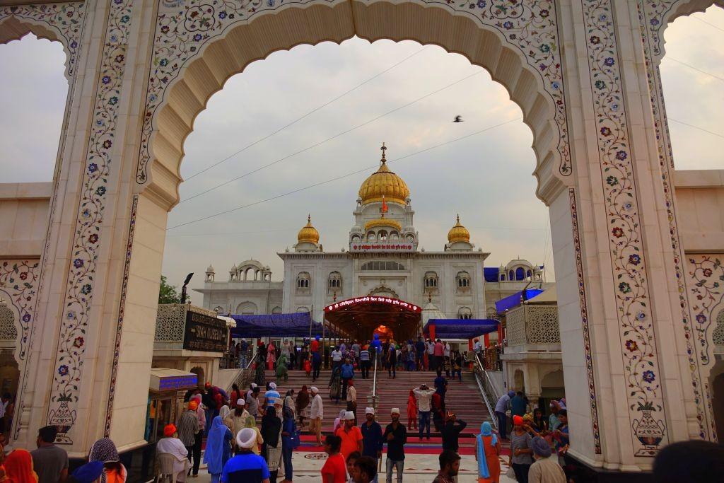 Zdjęcia: Delhi, Delhi, Swiątynia, INDIE