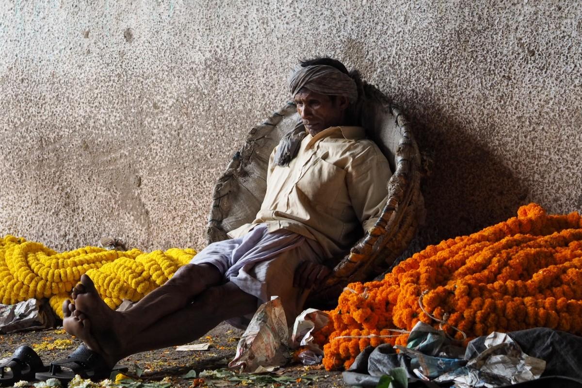 Zdjęcia: Kolkata, West Bengali, Przerwa w pracy, INDIE