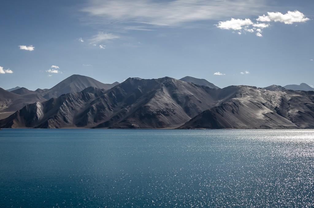 Zdjęcia: Pangong Lake, Ladakh, sen..., INDIE