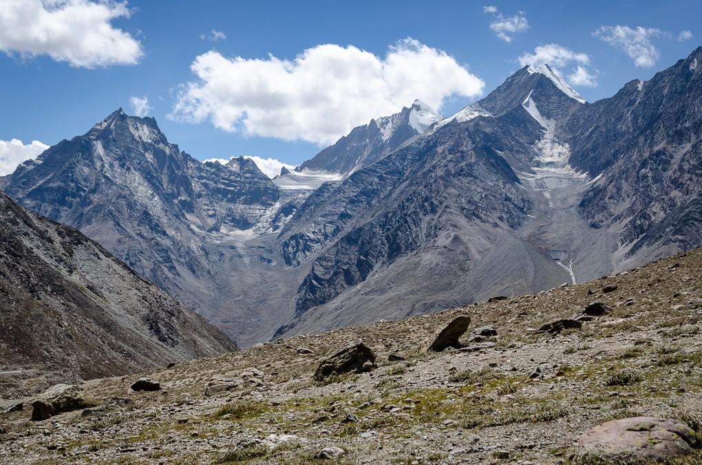 Zdjęcia: Kunzum La, Himachal Pradesh, bezimienne...., INDIE
