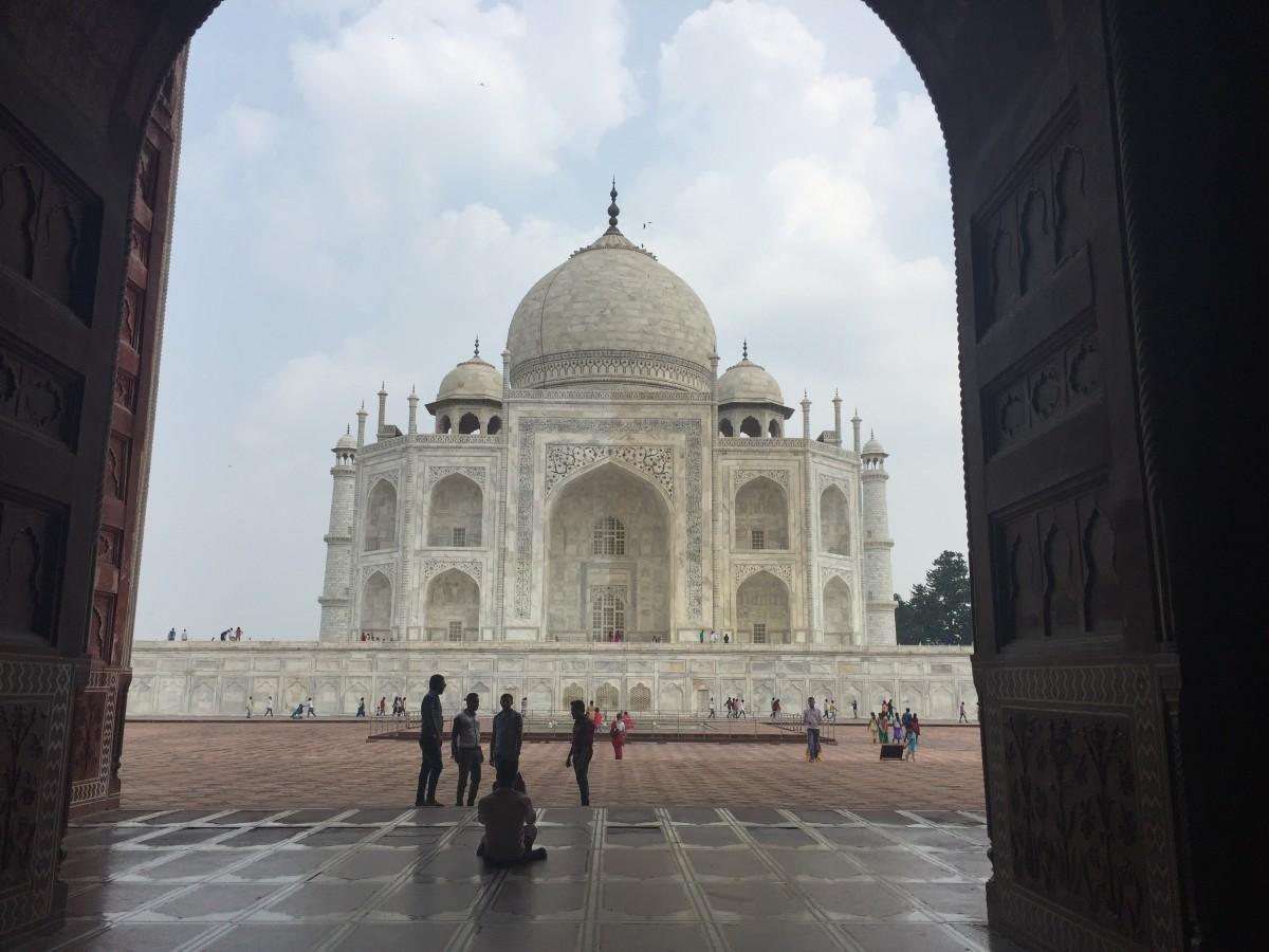 Zdjęcia: Tah Mahal, Agra, Nowożytny cud świata, INDIE